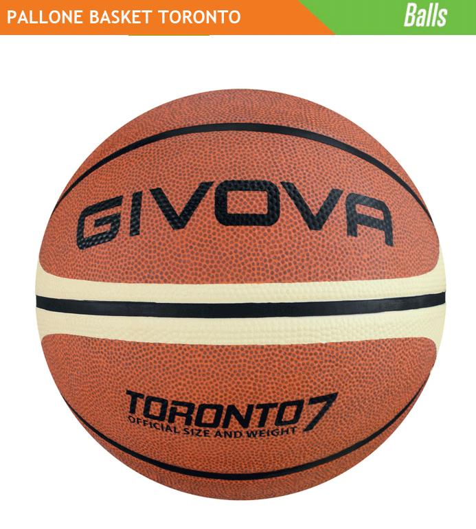 Pallone Basket Givova Toronto