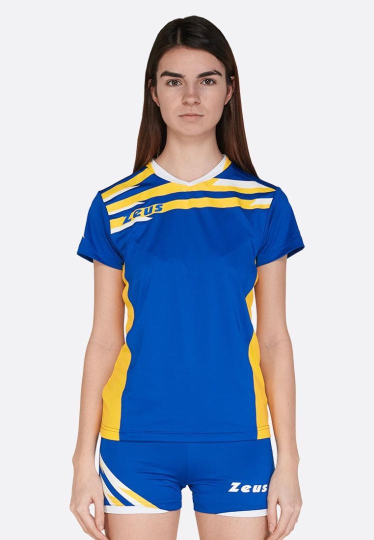 Completi Volley Femminili: Zeus- Completo Kit Pallavolo Itaca Donna