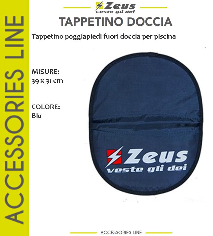 Accessori calcio e calcetto zeus tappetino doccia - Tappetino doccia ...