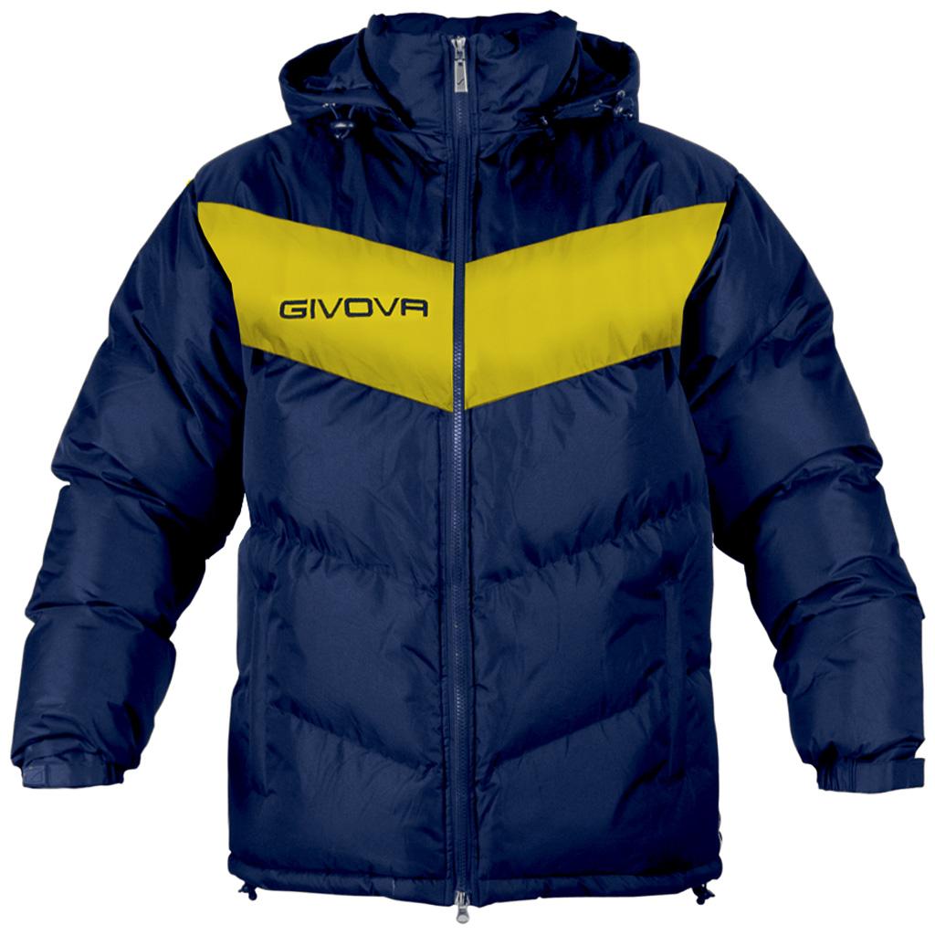 wholesale dealer 45b76 bacf0 Giaccone Givova Podio - Giubbotto sportivo