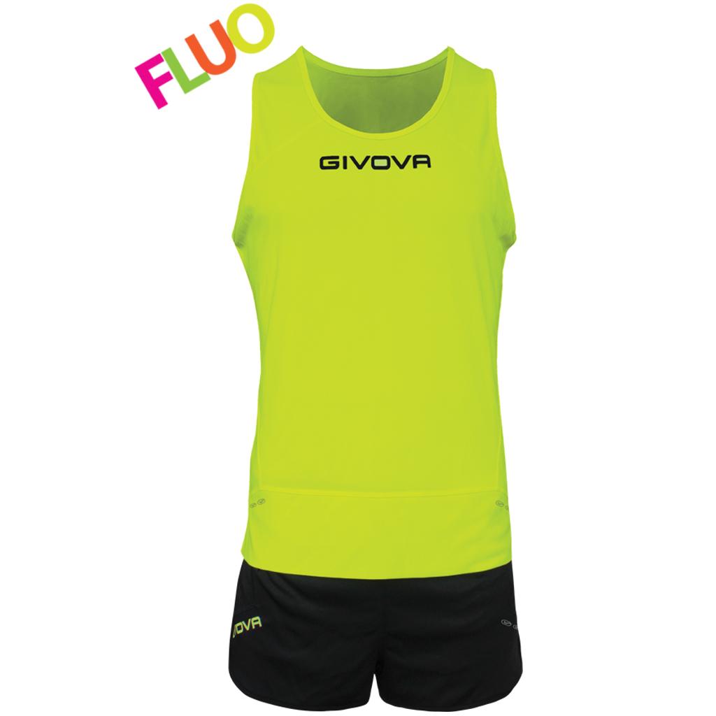81a935161ba69e Maglie - Kit Running: Givova - Kit New York Atletica Runnig Corsa