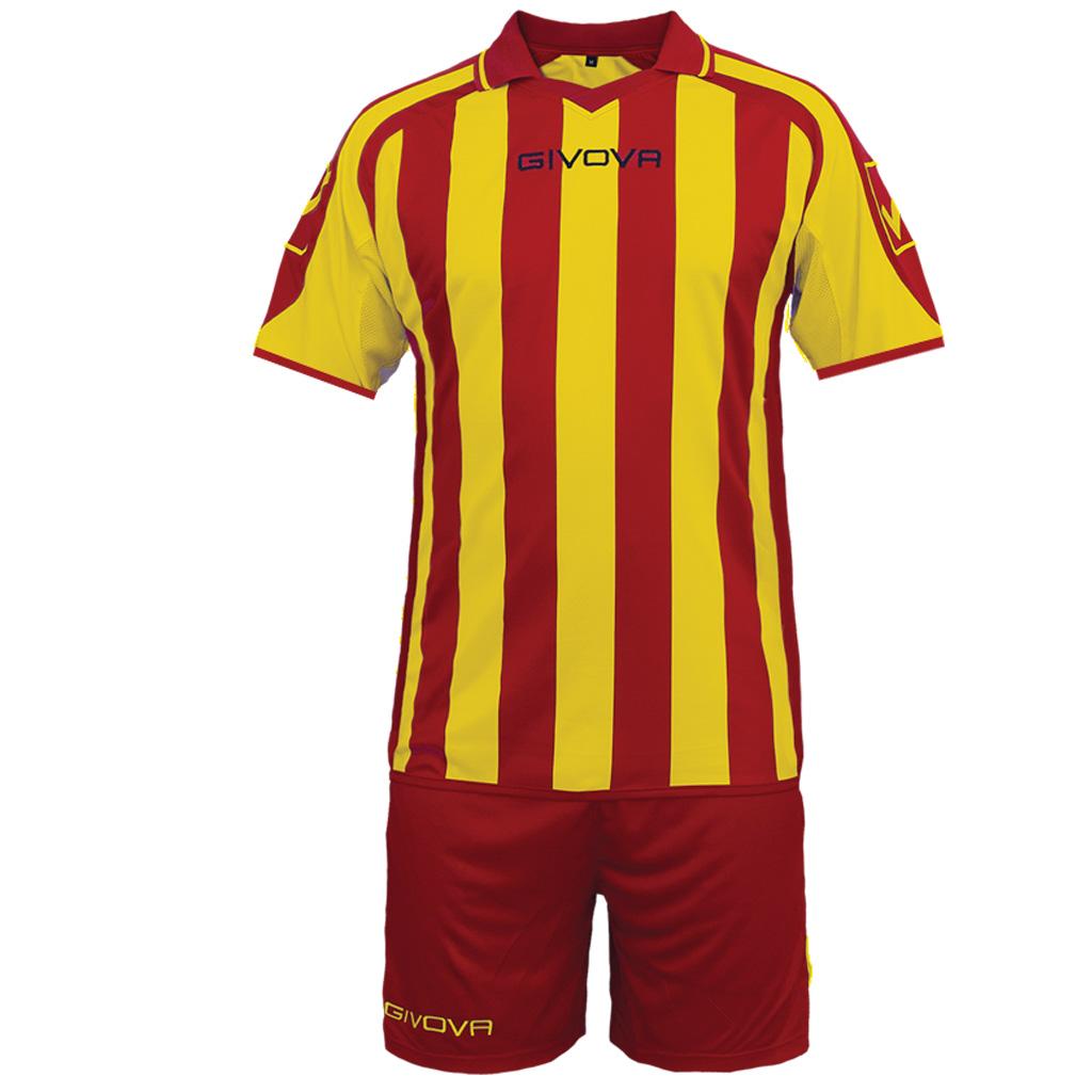 Givova - Completo Calcio Kit Supporter
