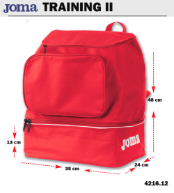 Joma-TrainingII-Bag