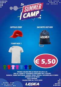 Legea summer camp Small