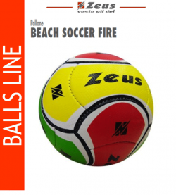Zeus-Pallone_Volley_Fire