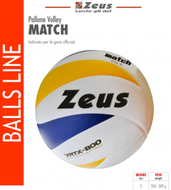 Zeus-Pallone_Volley_Match