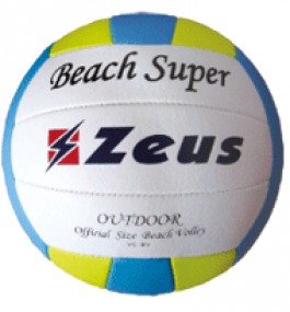 Zeus_pallone_Volley_Beach