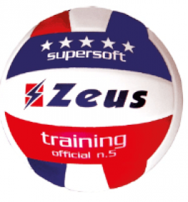Zeus_pallone_Volley_Training